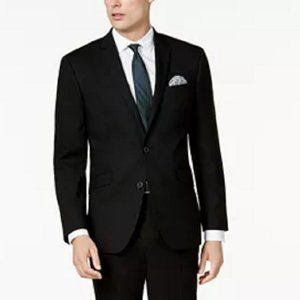 Bruno Magnani Basic English Court Suit Black